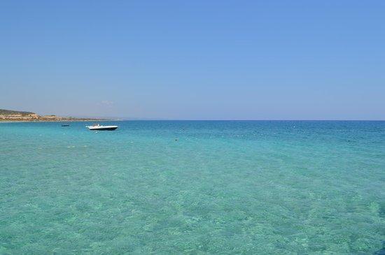 Kaya Artemis Resort and Casino: Sea
