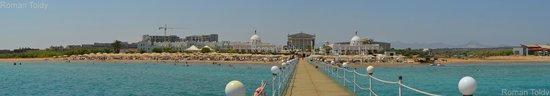 Kaya Artemis Resort and Casino: From molo