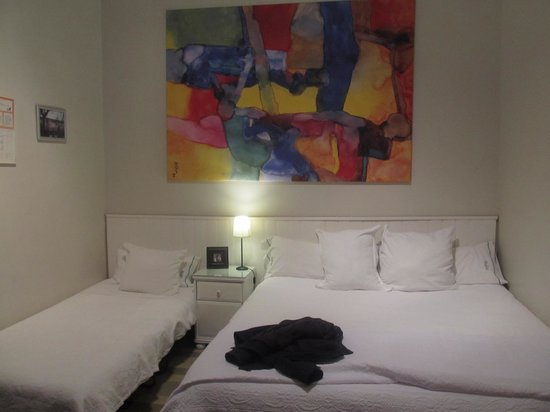 Hostal Poblenou Bed & Breakfast: 3-p. room