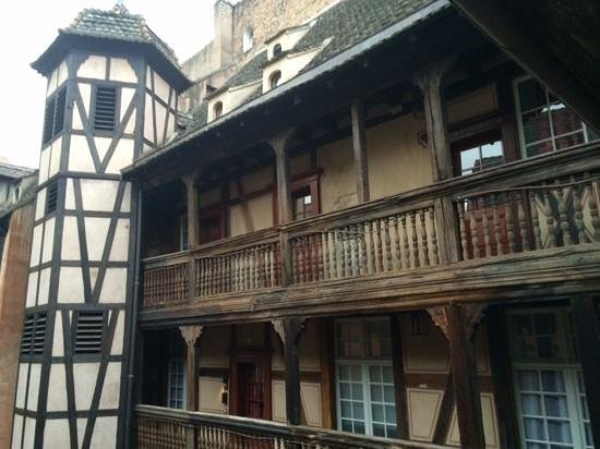 Hotel Cour du Corbeau Strasbourg - MGallery Collection: cour intérieure