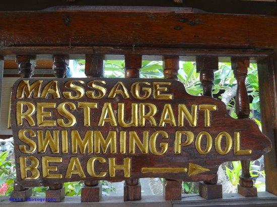 Bali Taman Beach Resort & Spa: petunjuk