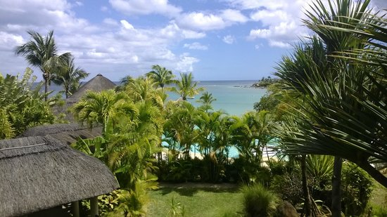 Maritim Resort & Spa Mauritius: View from reception area