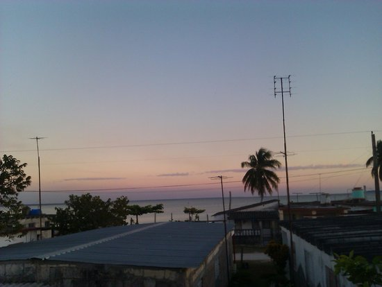 Casa Costa Azul: View from room
