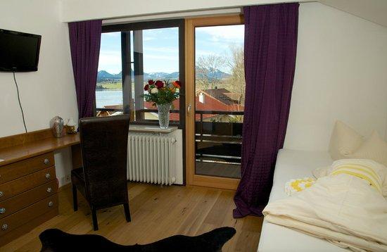 Hotel Alpengluehn: Einzelzimmer