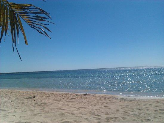 Casa Costa Azul: Lovely sea