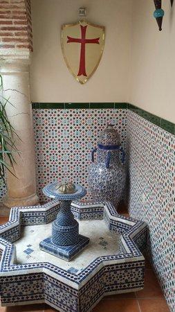 Casa Rural Sidonia: Fuente