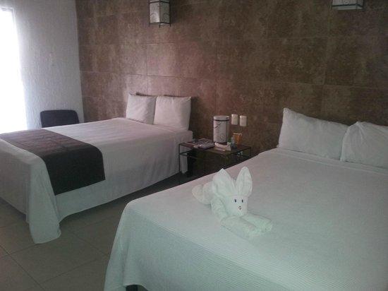Hotel El Tukan : Rummet vid Aveny10