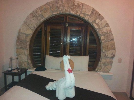 Hotel El Tukan : Rummet vid Calle12