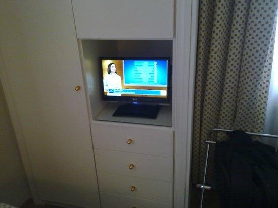 Hotel Regente: habitación