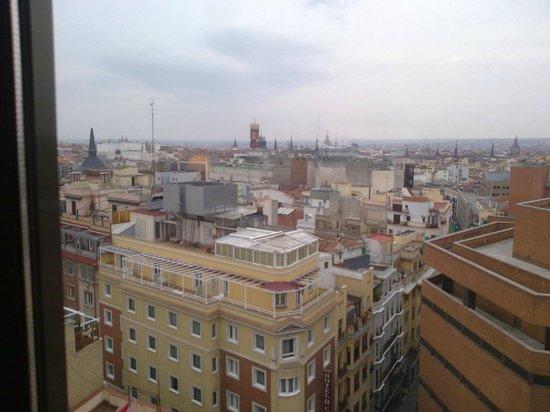 Hotel Regente: Vista habitación