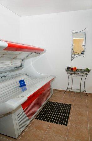 Hotel Alpengluehn: Solarium