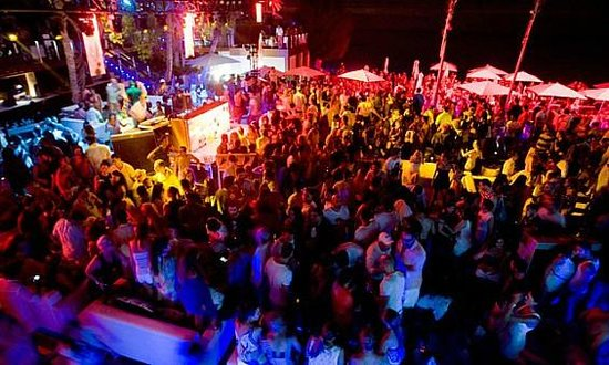 The Open Beach Night Club Picture Of Capital O 232 Golden