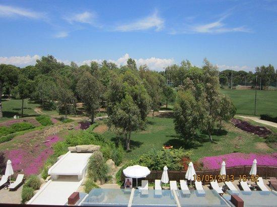 Sueno Hotels Golf Belek: Территория