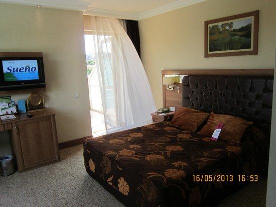 Sueno Hotels Golf Belek: Номер