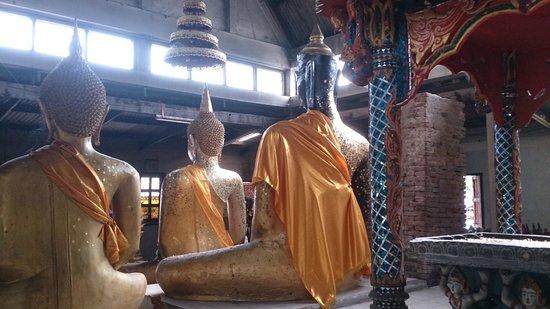 Wat Phu Khao Thong (Golden Mount), Ayutthaya.