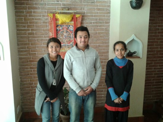 Thagu Chhen : Staff