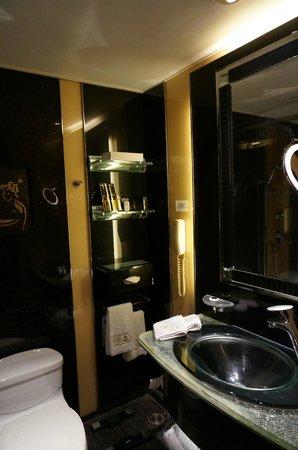 Hotel Lisboa Macau: バスルーム