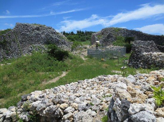 Gushikawa Castle Ruins