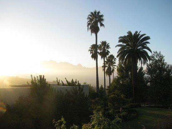 Asara Wine Estate & Hotel: Sunrise at Asara