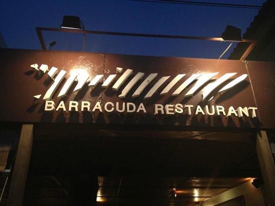 Barracuda Restaurant : barracuda