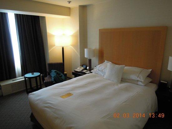 Sheraton Miyako Hotel Osaka: Premier City View 1609