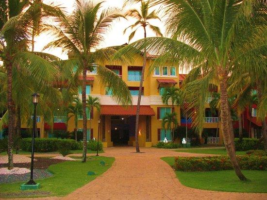 Caribe Club Princess Beach Resort & Spa: Отель