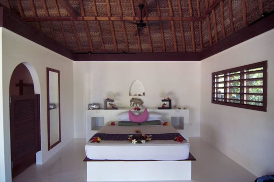 Navutu Stars Fiji Hotel & Resort: Bedroom