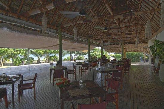 Navutu Stars Fiji Hotel & Resort: Dining Room