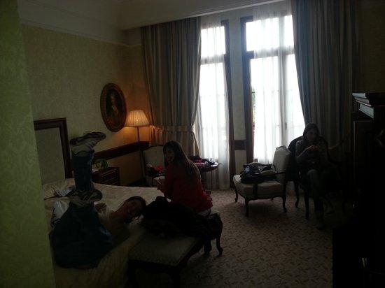 Hotel Candido: habitacion muy bien