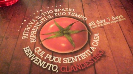 Clandestino ad Ortigia: Cibo per l'anima