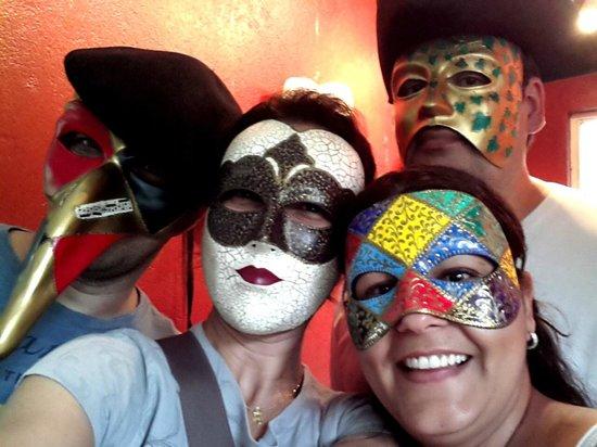 Atelier de Las Mascaras