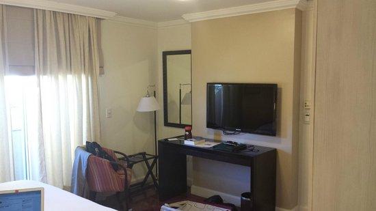 Hotel Villa Morra Suites: habit