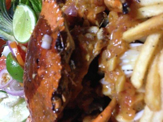 Papaa Palace Hotel: Вкусняшки