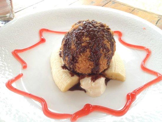 Kob Thai Restaurant : dessert