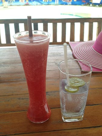 Kob Thai Restaurant : beverage