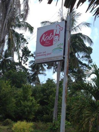 Kob Thai Restaurant : Kob