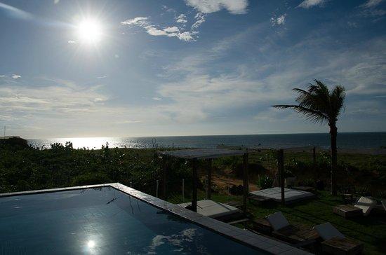 The Chili Beach Boutique Hotel & Resort: Piscina deliciosa... visão linda
