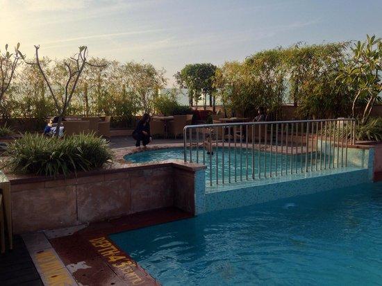 Radisson Blu Agra Taj East Gate: The pool