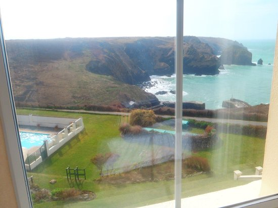 Mullion Cove Hotel: View From Room