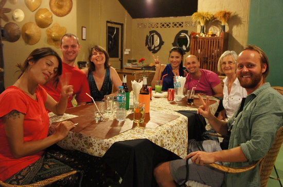 Ciao Koh Chang: our guests from switzerland