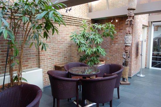 Academie Hotel: Hotel area