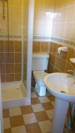 O'Malley's Bed and Breakfast: En-suite Bathroom