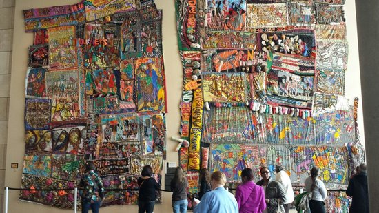National Underground Railroad Freedom Center: Quilt