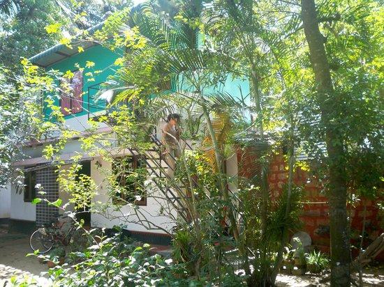 Marari Dreamz: jardin