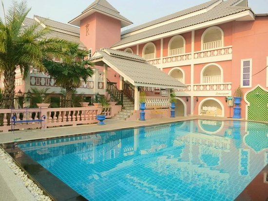 Rasa Boutique Hotel : Pool