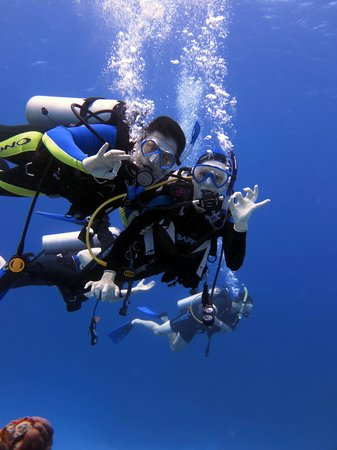 Plongee Grand Cozumel Diving: Plongée de rêve avec Plongée Sous-MArine LeGrand Cozumel