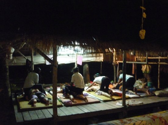 Siam Hut Koh Chang: thai massage