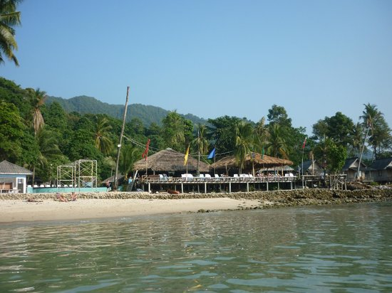 Siam Hut Koh Chang: ristorante