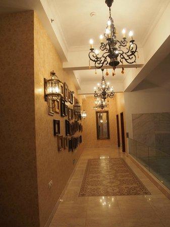 Miryam Boutique Hotel Xiamen: Corridor