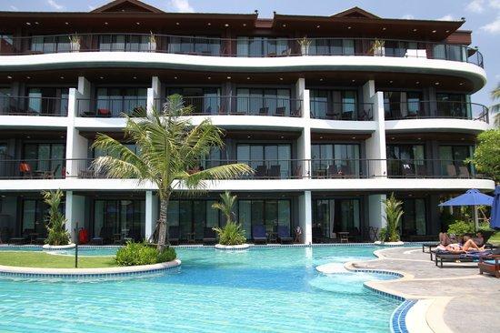 Holiday Inn Resort Krabi Ao Nang Beach: Erdgeschoss und 3 weitere Etagen